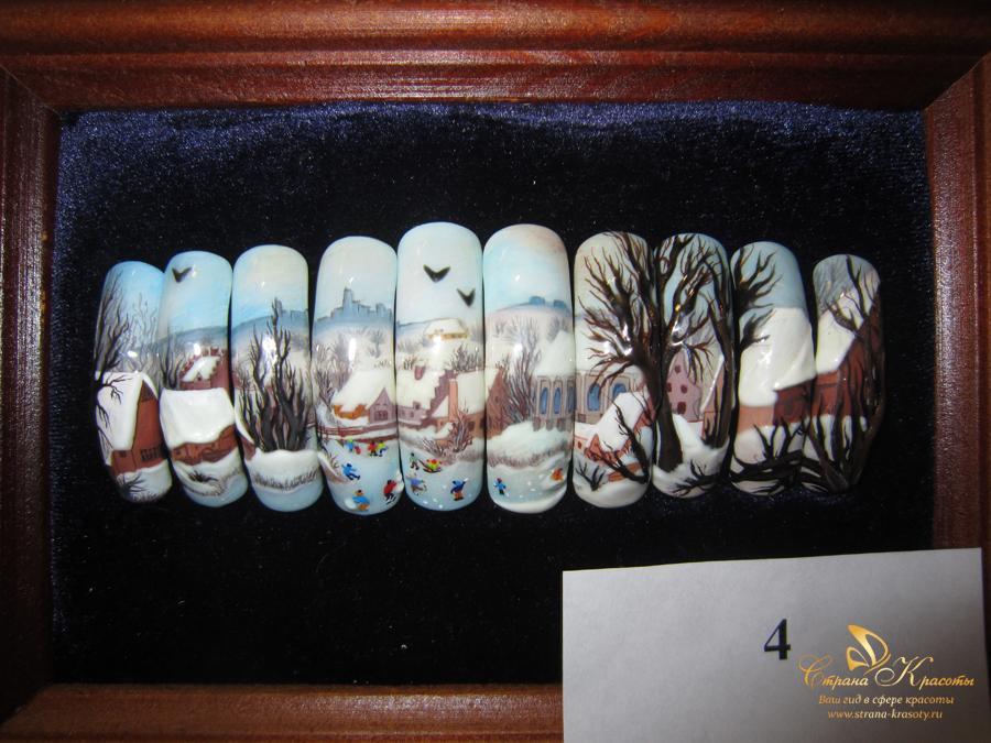 Вы просматриваете изображения у материала: Школа-студия ногтевого искусства Юлии Федотовой