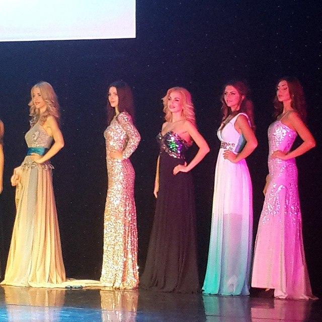 Вы просматриваете изображения у материала: Финалистка конкурса Мисс Рязань-2012 завоевала титул Российская красавица 2014